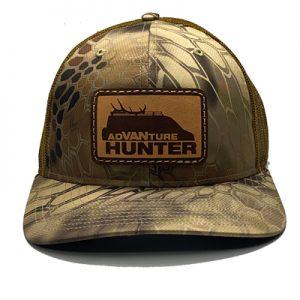 Order Online | AdVANture Hunter Kryptek Freedom Snapback Hat Highlander/Buck